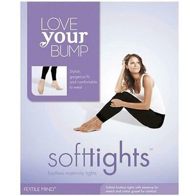 Love Your Bump Footless Maternity Tights - Multifit Free Shipping!