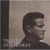 The Very Best Of Don Henley, Don Henley, Audio CD, New, FREE & Fast Delivery