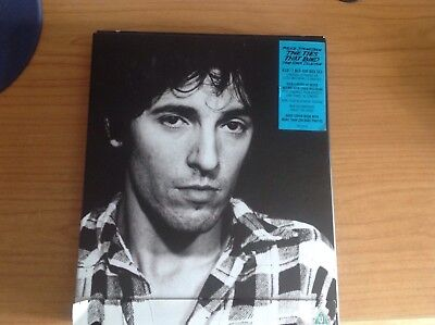 Bruce Springsteen. The Ties That Bind. The River Collection. 4Cd + Bluray