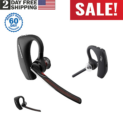 bc22a1a63f8 Plantronics Voyager 5200 Wireless Bluetooth Headset - Compatible with iPhone,  An