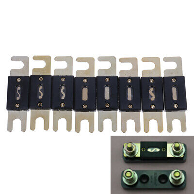 1 x bolt-on fuse fusible link fuse 50/125/150/175/250/300/350/400A auto fu CHTRF