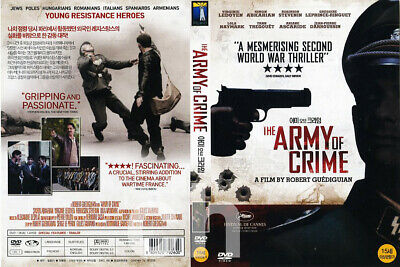 The Army Of Crime, L'armee Du Crime (2009) - Robert Guediguian  DVD NEW