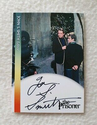 Unstoppable Cards The Prisoner Autograph Auto Trading Card Selection