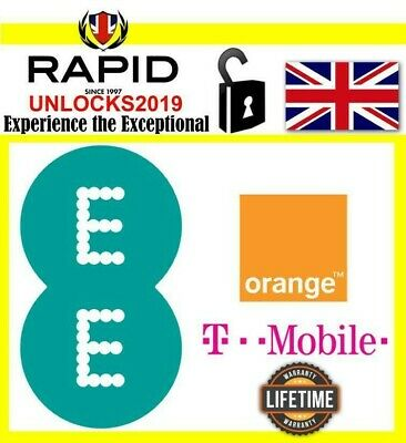For Ee / T-Mobile For Iphone 4 5 5S 5C Se 6 6 6S  Unlocking Service Uk