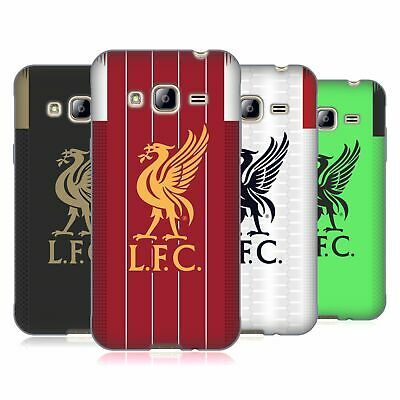 Official Liverpool Football Club 2019/20 Kit Soft Gel Case For Samsung Phones 3