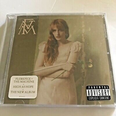 Florence + The Machine High As Hope Target Exclusive CD 2 Bonus Songs New
