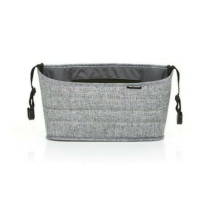 ABC Design Kinderwagen Organizer, graphite grey Neu