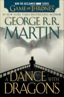 Bantam Novel Song of Ice and Fire, A #5 - A Dance with Dragons (2015 Prin SC VG