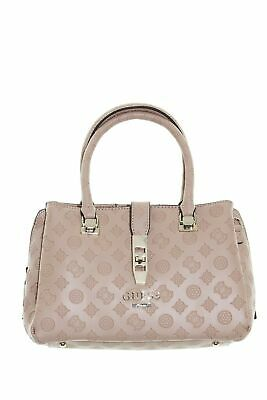 cafe5b6a16 GUESS PEONY CLASSIC SG739835 Bauletto tracolla Borsa a mano beige donna