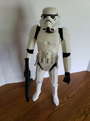 "Star Wars Storm Trooper 18"" Inch Action Figure 2014 Jakks Pacific"