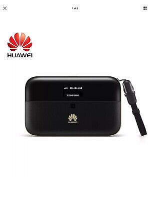 HUAWEI B525S-65A UNLOCKED CAT6 300Mbps 4G/LTE WIFI ROUTER VOIP LAN +