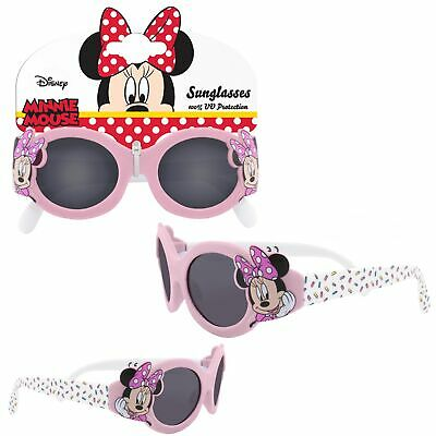 Girls Character Sunglasses UV protection for Holiday - Disney Minnie Mouse