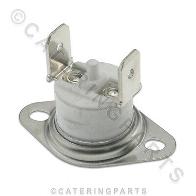Ct06 Surface Contact Thermostat 50 Degrees C Manual Reset Safety Cut Out Klixon