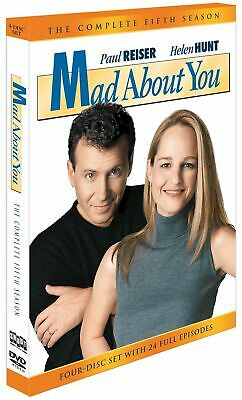 Mad About You: Season 5 (DVD, 4-Disc Set) NEW