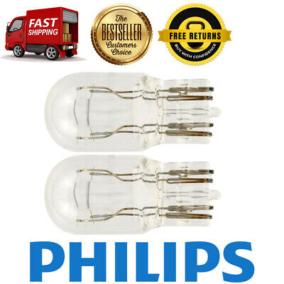 1157NA Turn Signal Lamp Bulb Philips Pair Miniatures Long Life Bulbs