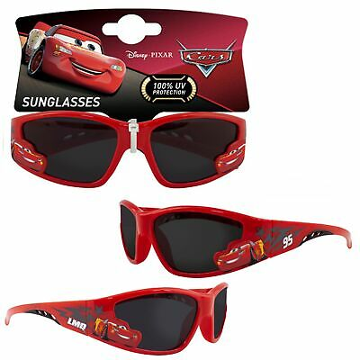 Boys Character Sunglasses UV protection for Holiday - Disney Cars