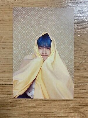 V TAEHYUNG Official Postcard Photocard BTS Map Of The Soul Persona US SELLER