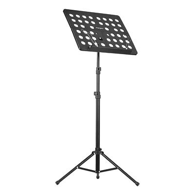 Flanger FL-05R Collapsible Sheet Music Score Tripod Stand Holder Bracket O6Q8