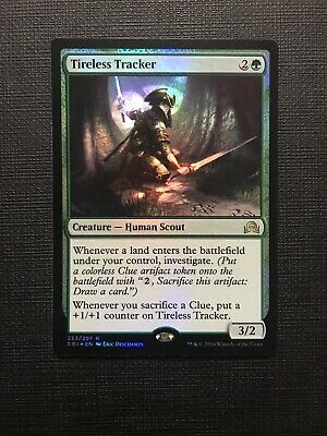 Mtg tireless tracker  x 1 great condition