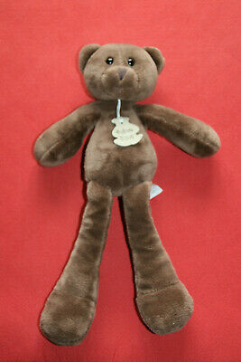 Doudou Histoire d/'ours lapin blanc Sweety 38cms HO2145