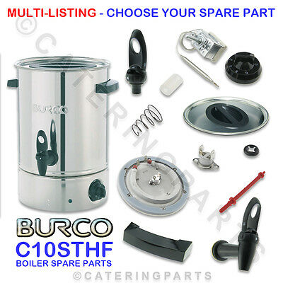 Burco C10Sthf Spare Parts See All Spares For C10 Sthf 10 Litre Hot Water Boiler