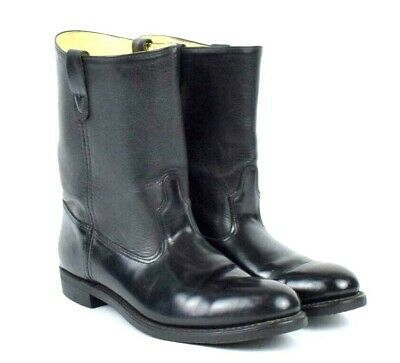 5ac08976fd2 DOUBLE H HH Ranchwell Ranch Wellington Western Motorcycle Boots MENS ...
