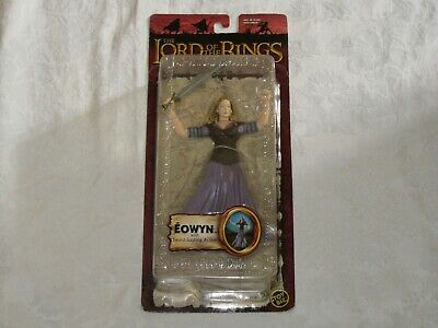The Lord of the Rings Two Towers Trilogy Eowyn Action Figure 1