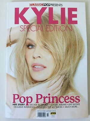 Classic Pop Presents : KYLIE - SPECIAL EDITION   Pop Princess  (Cover #2/2)