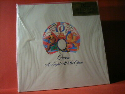 """Dcc Lpz-2072 Queen """" A Night At The Opera """" (Pure Analogue Lp/Factory Sealed)"""