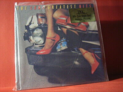"""Dcc Lpz-2056 The Cars """" Greatest Hits """" (Pure Analogue Lp/Factory Sealed)"""
