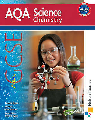New AQA Science GCSE Chemistry (Aqa Science Students Book) by , Acceptable Used