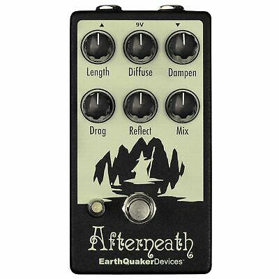 Earthquaker Devices Afterneath Otherworldly Reverberator - V2