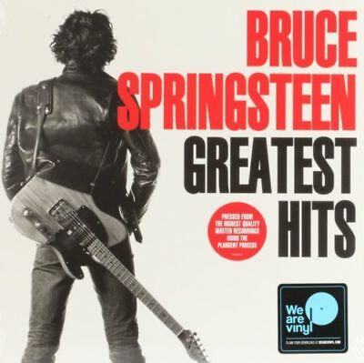 Bruce Springsteen, Greatest Hits Vinyl Record *NEW*