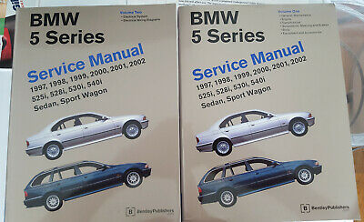 BENTLEY REPAIR MANUAL - BMW E30 chassis 3 Series 84-91