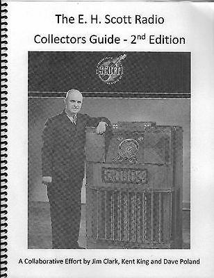 The EH Scott Radio Collectors Guide - 2nd Edition (international sales listing)