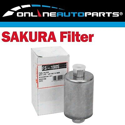 EFI Fuel Filter suits Ford Falcon Fairmont LTD + Territory 1991 to 2016