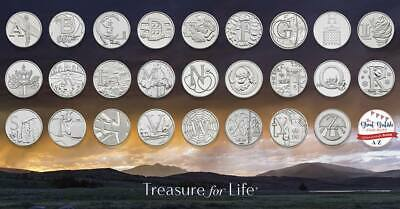 "10p A-Z of Great Britain ""Great British Coin Hunt"" Free P&P"