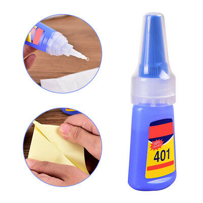 401 Instant Adhesive 20g Bottles Stronger Super Glue Multi-Purpose Tool Useful
