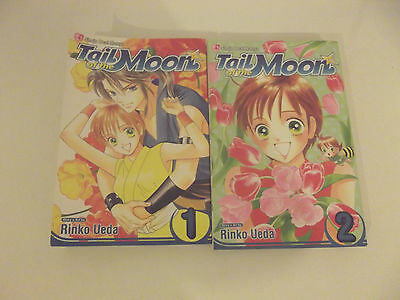 Tail of the moon manga