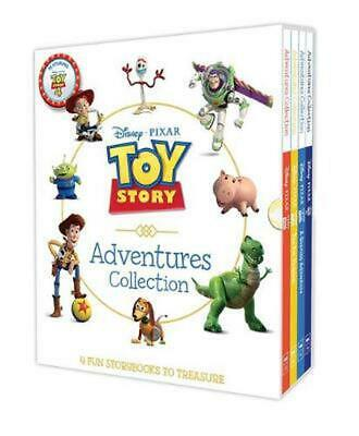 Toy Story: Adventures Collection by Scholastic Australia Hardcover Book Free Shi