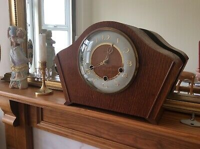 Vintage Smiths chiming clock