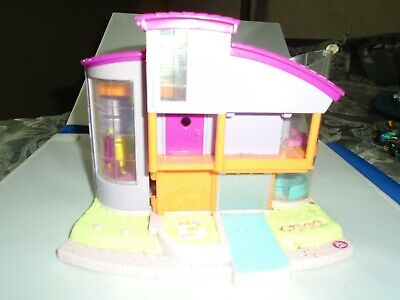Polly Pocket 2000 Ultimate Clubhouse Magic Movin' Playset