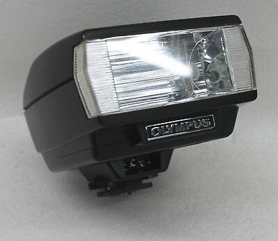 OLYMPUS T20 Electronic Shoe Mount Flash Unit For OM SLR Series Film Cameras