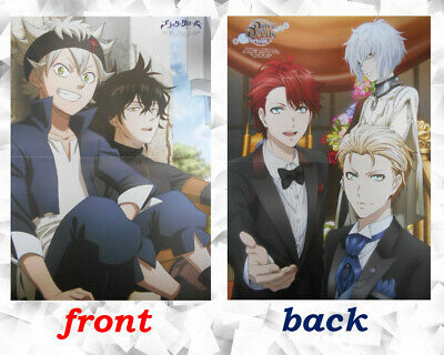 3742 Anime Dance with Devils wall Poster Scroll