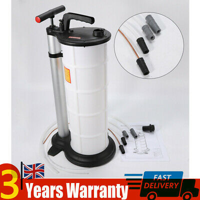 New 9L Capacity Manual Oil Fluid Extractor Vacuum Oil For Removing Engine Oil