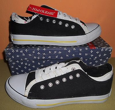 SCARPE DONNA GINNASTICA Sneakers Tipo Converse All Star