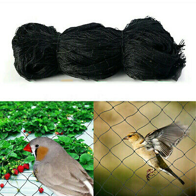 4X15M  Anti Bird Crop Net Netting Garden Plant Ponds Fruit Tree Mesh Protection
