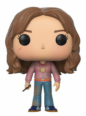 Funko Pop! Movies: Harry Potter  #43 Hermione Granger With Wand And Time Piece