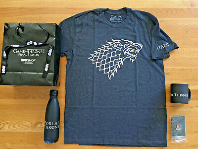 GAME OF THRONES GOT LIMITED ED LOT, HBO SHOP Exclusives, Jon Snow, Authentic!!!