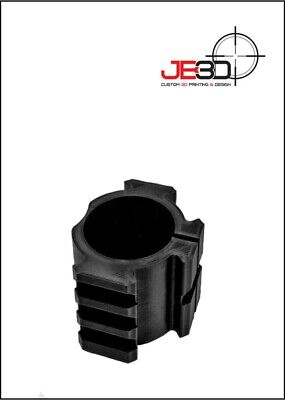 FOR FX DREAMLINE Triple Picatinny Cylinder Mount for Bipod/Torch etc